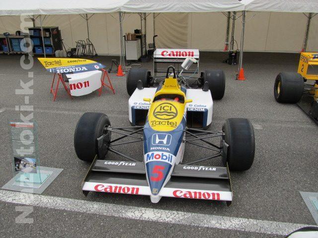 ウィリアムズホンダFW11 (1986年)