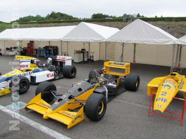 ロータスホンダ100T (1988年) ウィリアムズホンダFW11 (1986年)
